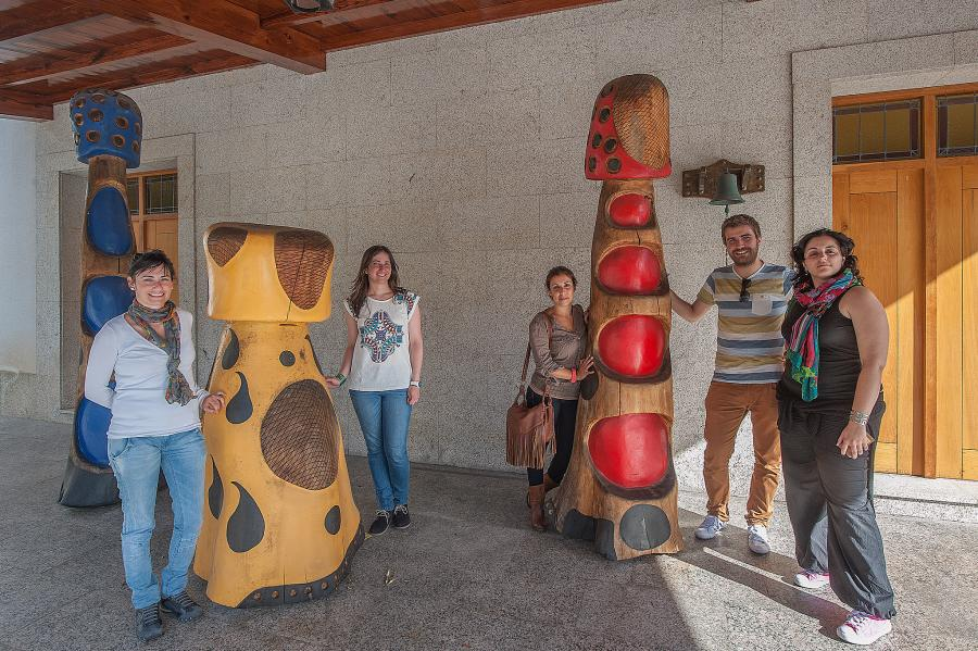 El Bosque Animado Turismo Da Deputacion Da Coruna