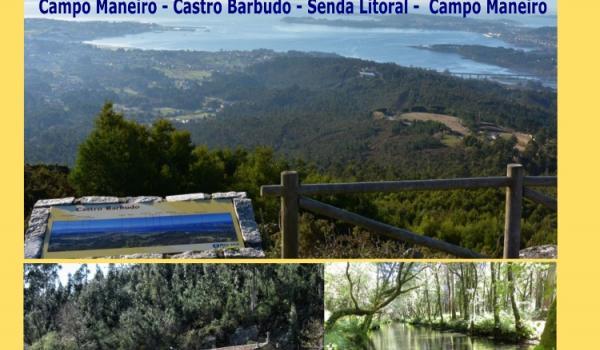 Andaina 25 Km Barbanza Rianxo Vintedouspés Open Galicia