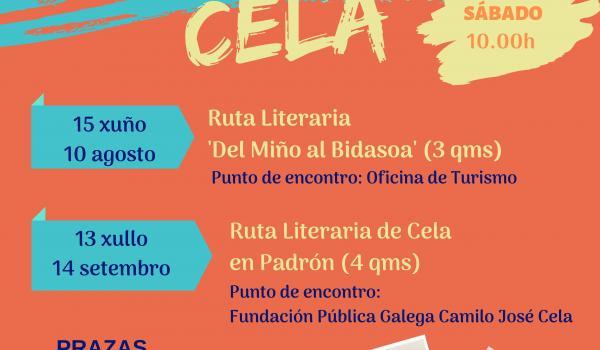 Rutas literarias Camilo José Cela