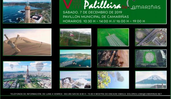 VIII FESTA DA PALILLEIRA DE CAMARIÑAS