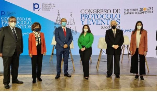 Congreso de Protocolo e Eventos