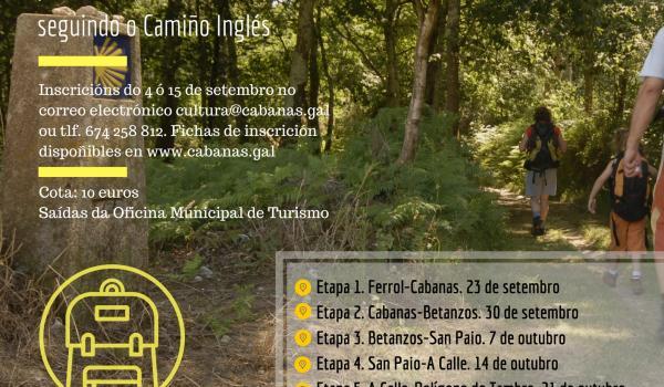 """""""De Camiño a Compostela"""""""