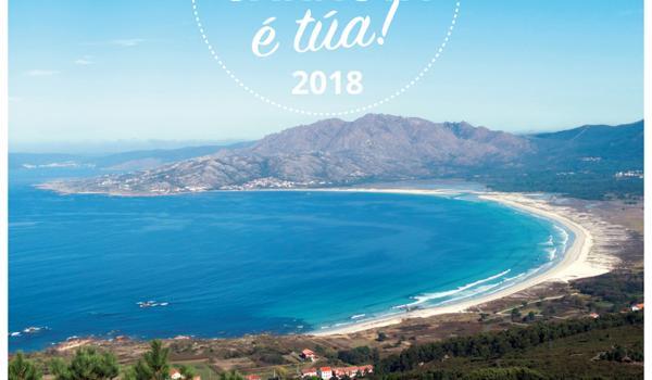 """Presentación da campaña de promoción turística """"Carnota é túa"""""""