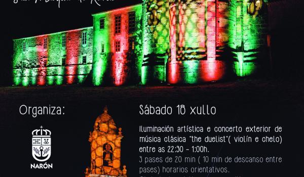 Noite no Mosteiro