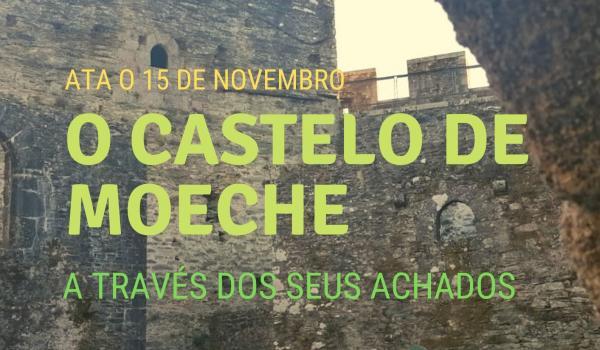 """Exposición """"El castillo de Moeche a través de sus hallazgos"""""""