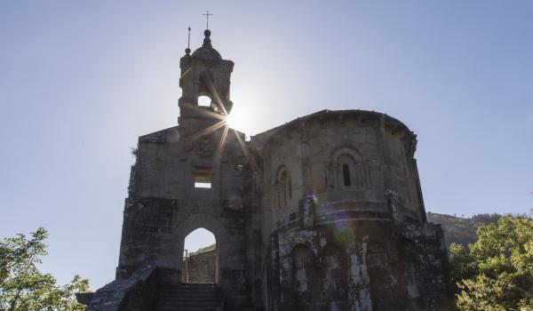 Mosteiro de Caaveiro