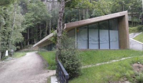 Centro de interpretación da natureza de Coirós