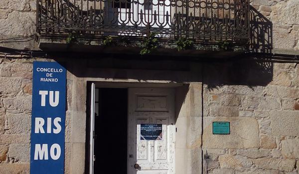 Oficina de información de Rianxo