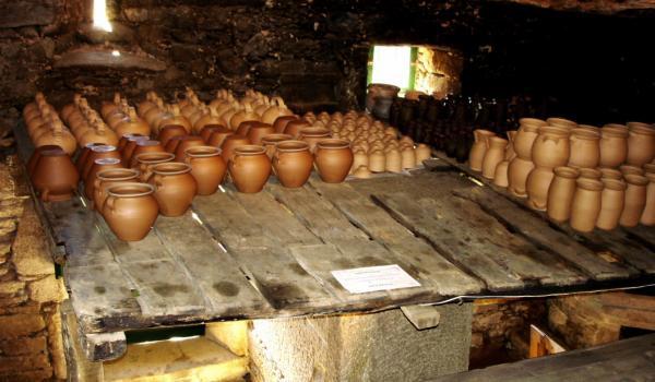 Eco-Museo Forno do Forte en Buño - Forno